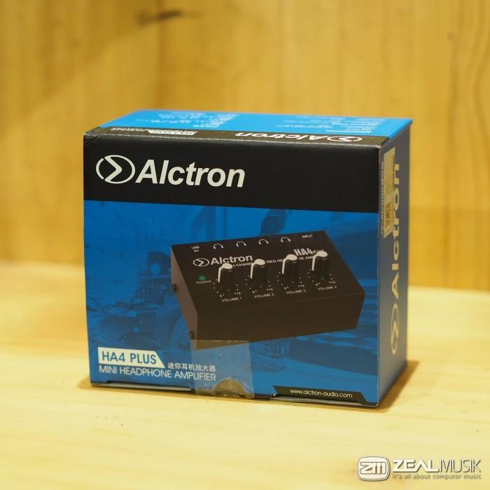 harga Alctron ha4 headphone amplifier - zealmusik jogja Tokopedia.com