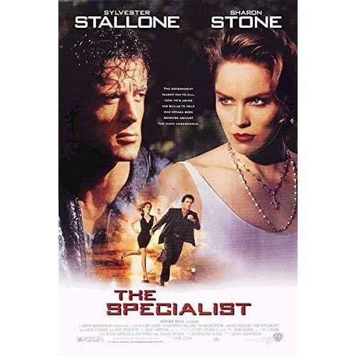 Jual Dvd Film The Specialist 1994 Kab Karawang Dvd Movie Update Tokopedia