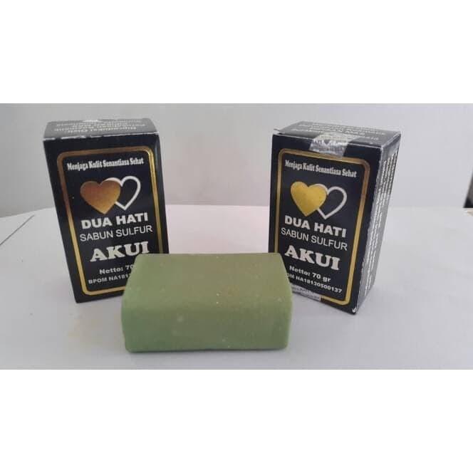 Foto Produk Sabun Sulfur AKUI Untuk Gatal dari Afani Store