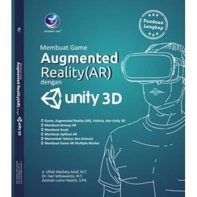 jual panduan lengkap membuat game augmented reality ar dengan unity 3d kab sleman adhisty penerbit andi tokopedia