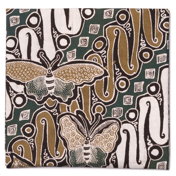 Foto Produk Kain Batik Tulis Warna Alam Klaten Motif Parang Kupu dari Kainusa