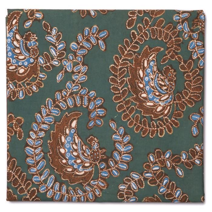 Foto Produk Kain Batik Tulis Warna Alam Klaten Motif Sawat dari Kainusa