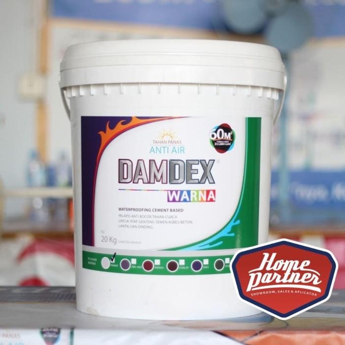 Jual Damdex Warna Primer 20kg Cat Pelapis Anti Bocor Kota Surabaya Knokdon Surabaya Tokopedia
