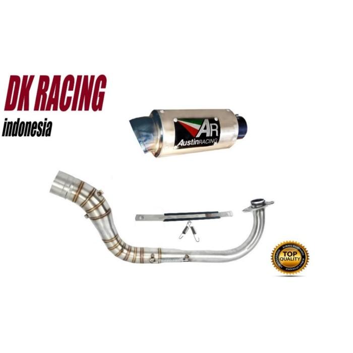 harga Knalpot yamaha mio m3 austin racing Tokopedia.com