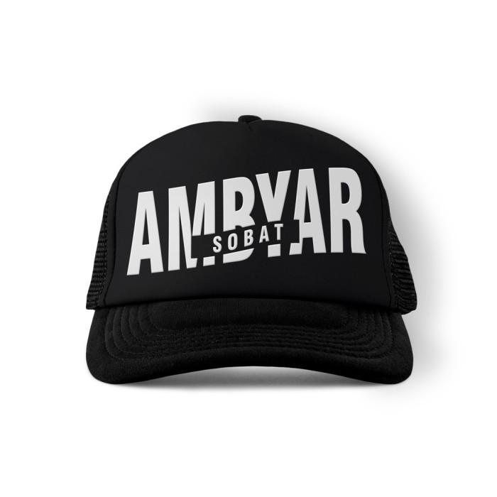 Jual Topi Trucker Jaring Sobat Ambyar Banyak Warna Topi Keren Topi