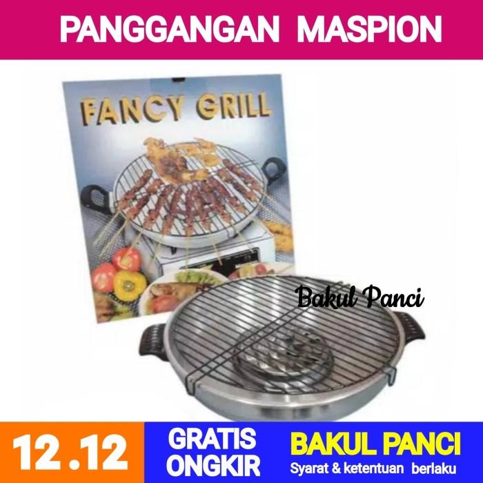 Fancy grill maspion alat masak panggang panci pemanggang alat panggang