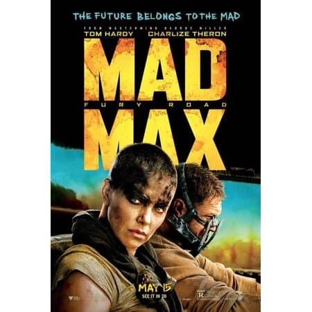Jual Dvd Film Mad Max Fury Road 2015 Kab Brebes Asmazul Acc Tokopedia