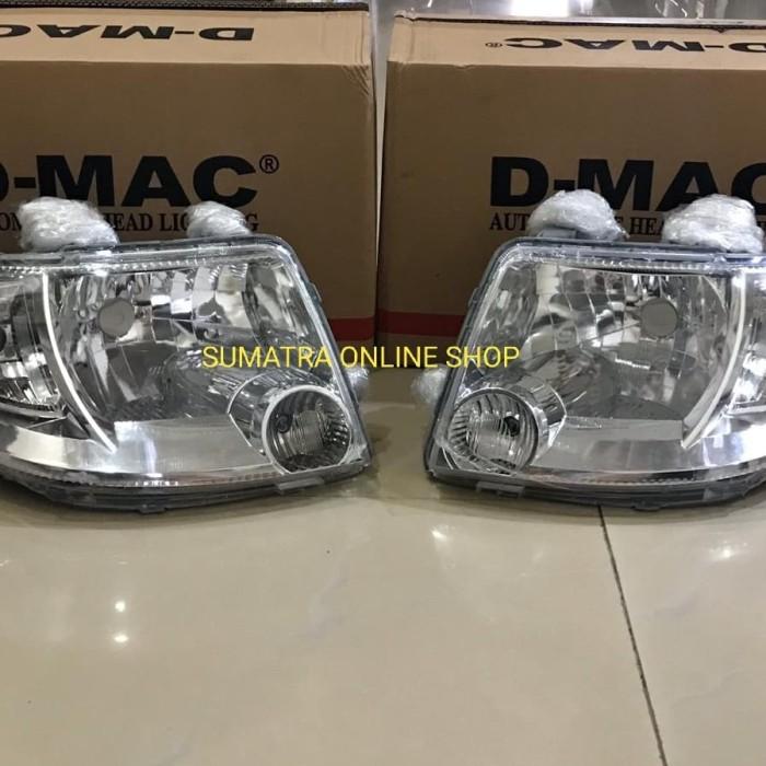Foto Produk lampu depan head lamp kanan kiri suzuki apv arena dmac dari sumatra online shop