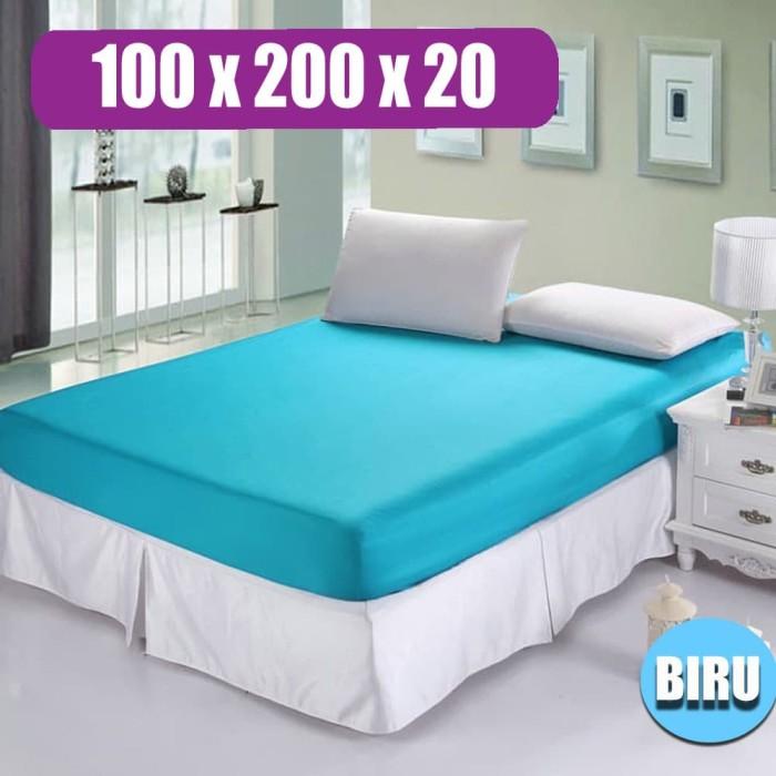 Foto Produk Sprei waterproof / Sprei Anti Air 100 x 200 x 20 dari pondok aren shop