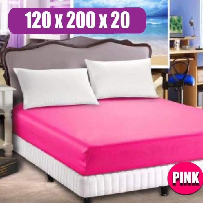 Foto Produk Sprei Anti Air / Sprei Waterproof 200 x 120 cm dari pondok aren shop