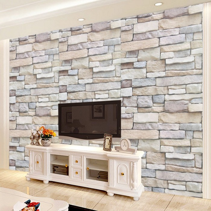 Jual Wallpaper Wallpaper Perekat Sofa Dinding Latar Belakang Tv Ruang Tamu Jakarta Barat Wanda Premium Tokopedia