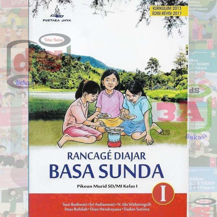 Jual Buku Bagus Buku Bahasa Sunda Kelas 1 Sd Rancage Diajar Basa Sunda Jakarta Timur Ibraniprastuti Tokopedia
