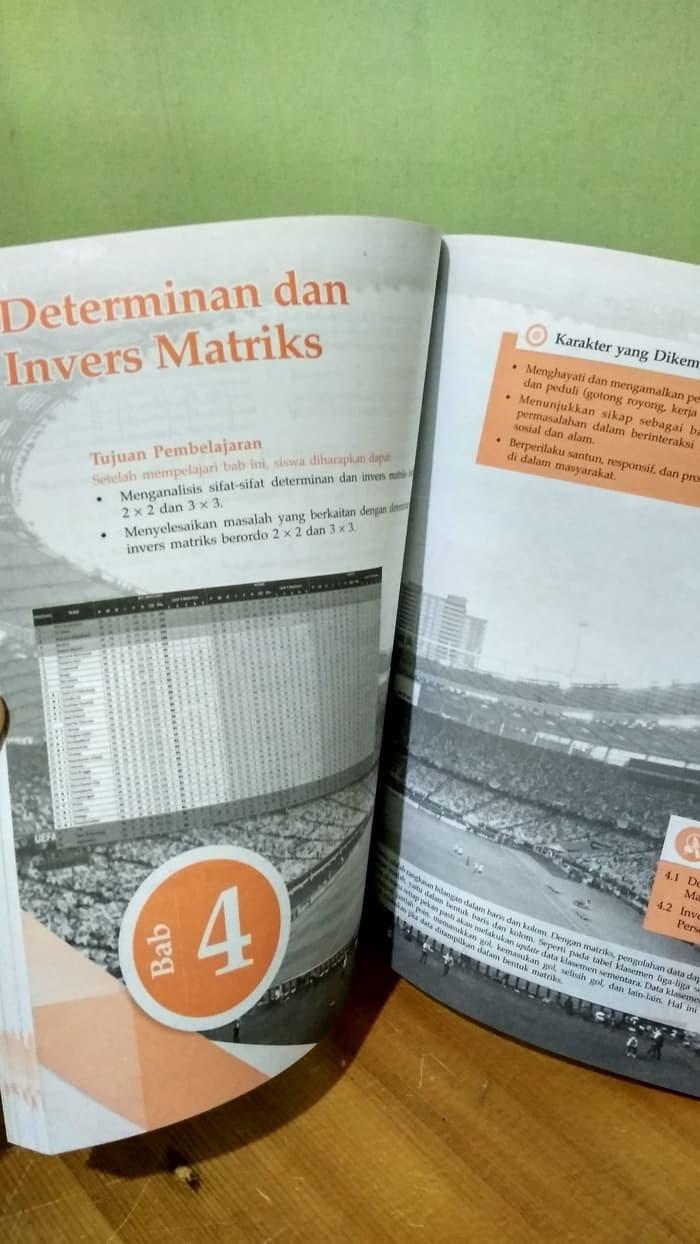 Jual Buku SMA Kelas 2 MATEMATIKA 2A UNTUK SMA MA KELAS XI SEMESTER 1 Jakarta Selatan Vivi Situmorang