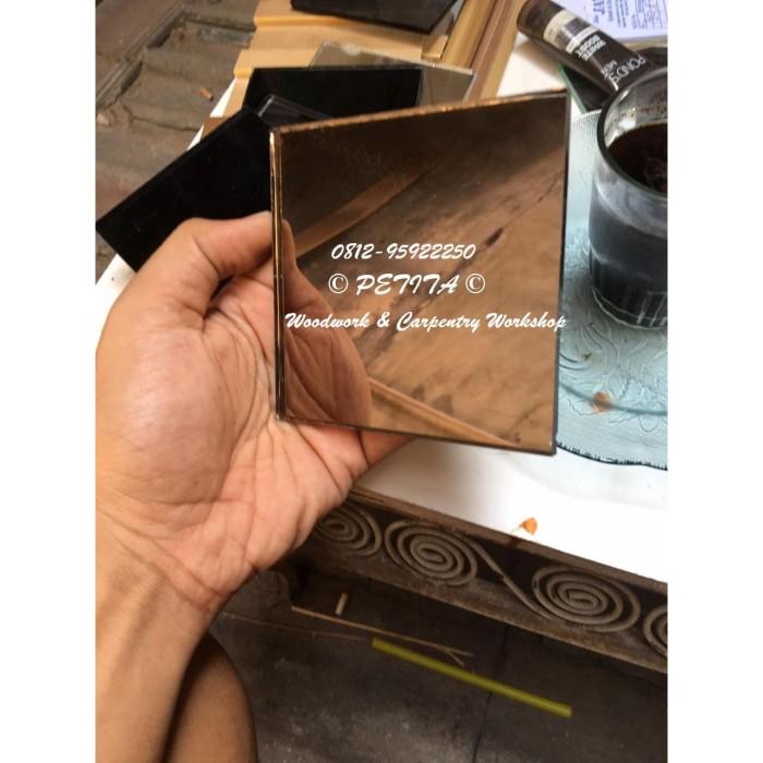 Jual Bronze Mirror Brown Mirror Kaca Cermin Coklat Cermin Perunggu Kota Tangerang Petita Tokopedia