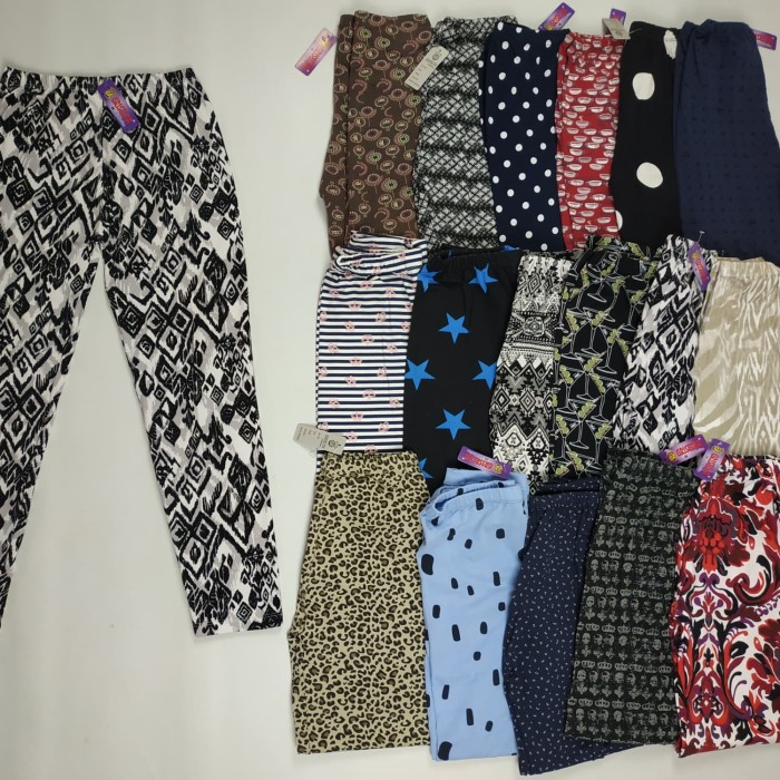 Jual Legging Griselda Motif Untuk Abg Kota Semarang Khusus Grosir Baju Tokopedia
