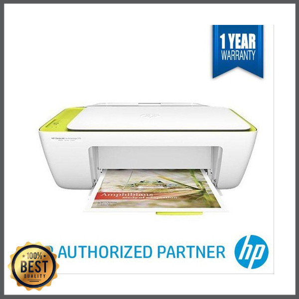 Jual Hp Deskjet Ink Advantage 2135 All In One Printer Putih Jakarta Barat Andin Smile Tokopedia