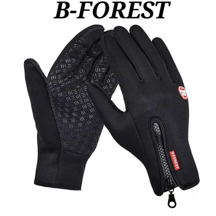 Foto Produk sarung tangan motor sepeda touch screen waterproof gunung glove gloves - XL dari 29onlineshop