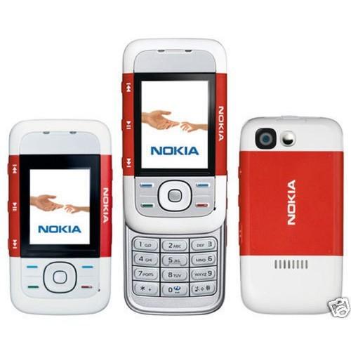 Foto Produk DD Nokia Xpress Music 5300 2G Mobile Phone Origianl Refurbished dari Matahari_onlineshop