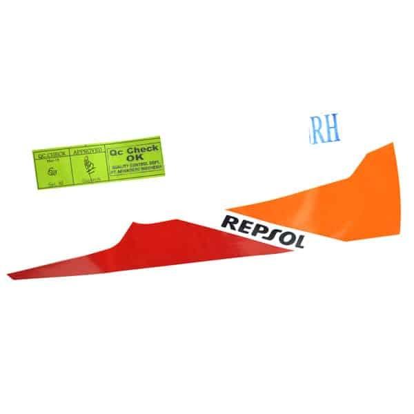 Foto Produk Sticker Body (Stripe B R RR Cowl 1) - CBR 150R K45G K45N dari Honda Cengkareng
