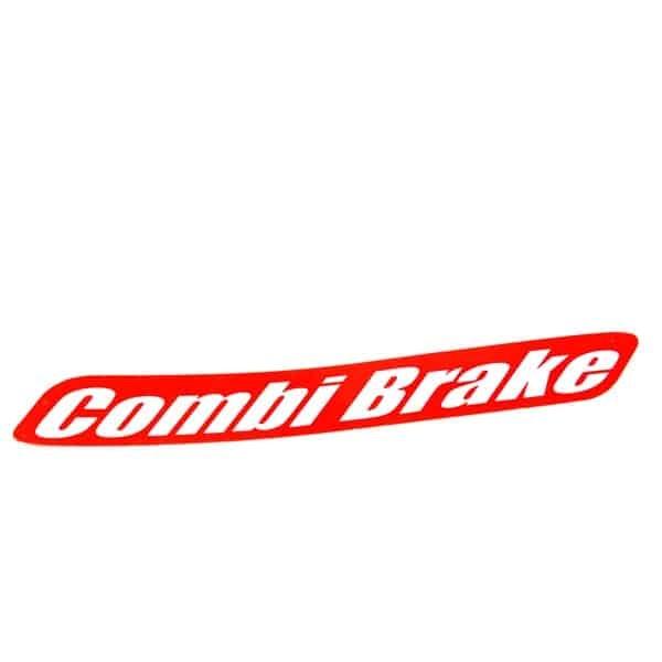 Foto Produk Mark Combi Brake (Merah) - New BeAT POP eSP (K61) dari Honda Cengkareng