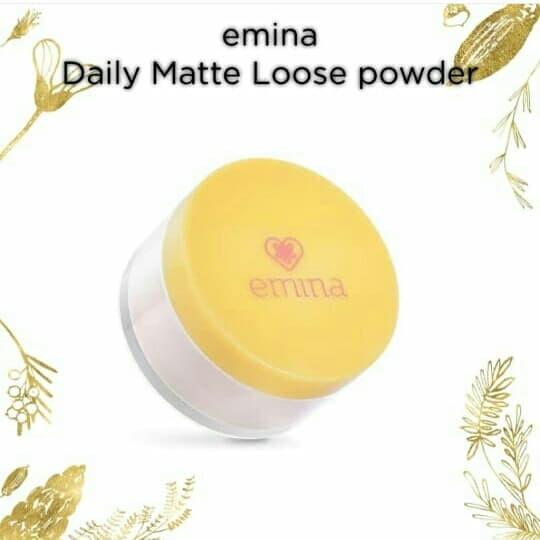 Foto Produk emina daily matte lose powder dari YDY Shop