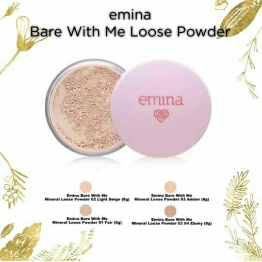Foto Produk emina bare with me loose powder dari YDY Shop