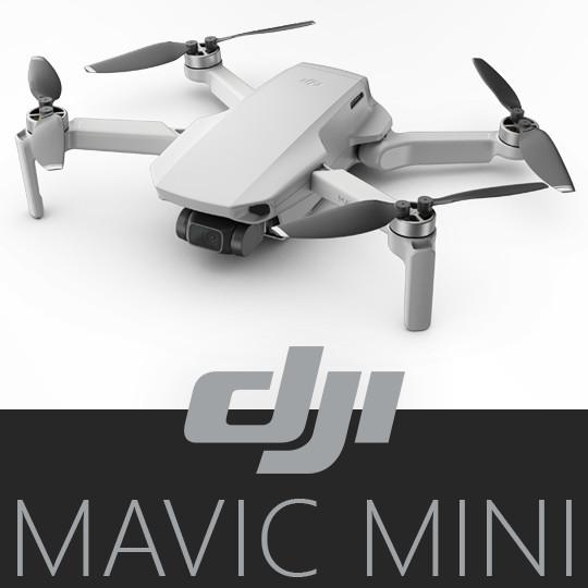 Jual Dji Mavic Mini Basic Lightweight 249g Drone 12mp 2 7k 3 Axis Camera Kota Denpasar Tutbayur Store Tokopedia