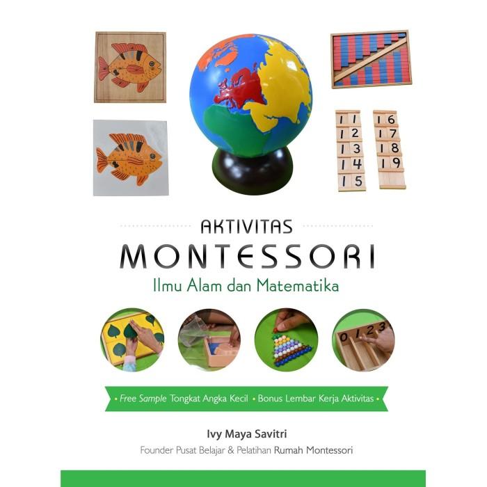 Foto Produk Aktivitas Montessori Ilmu Alam dan Matematika - Ivy Maya Savitri dari Republik Fiksi