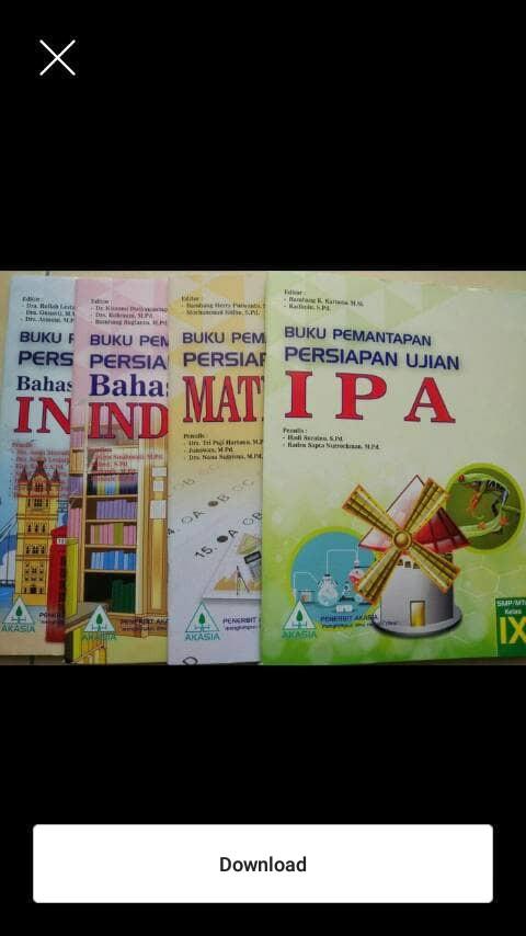 Jual Buku Kumpulan Soal Smp Kunci Jawaban Akasia Pemantapan Persiapan Un Jakarta Barat Dariati Sihotang Tokopedia