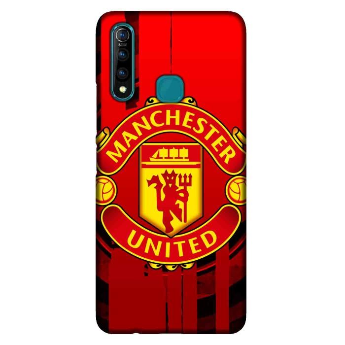 Jual Casing Custom Vivo Z1 Pro Manchester United 14 Case Kab Cianjur Kolamcase Tokopedia