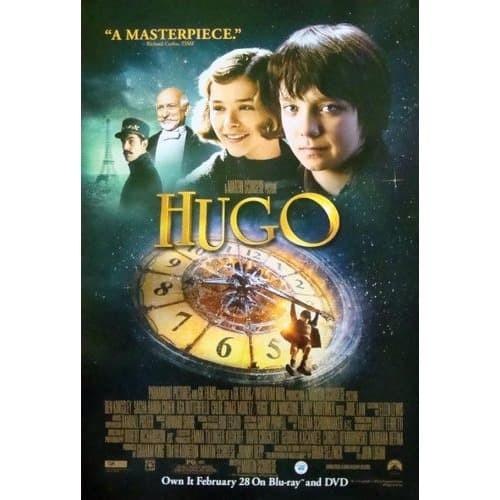 Jual Dvd Film Hugo 2011 Kab Karawang Dvd Movie Update Tokopedia