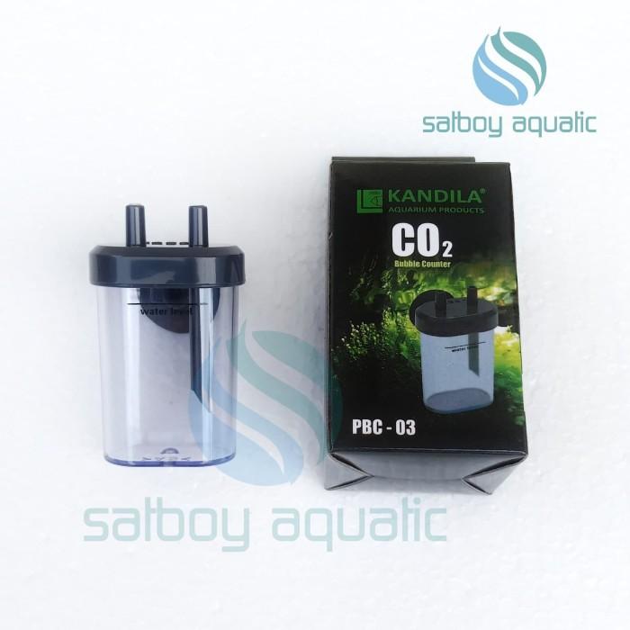 Foto Produk buble counter co2 kandila dari satboy aquatic