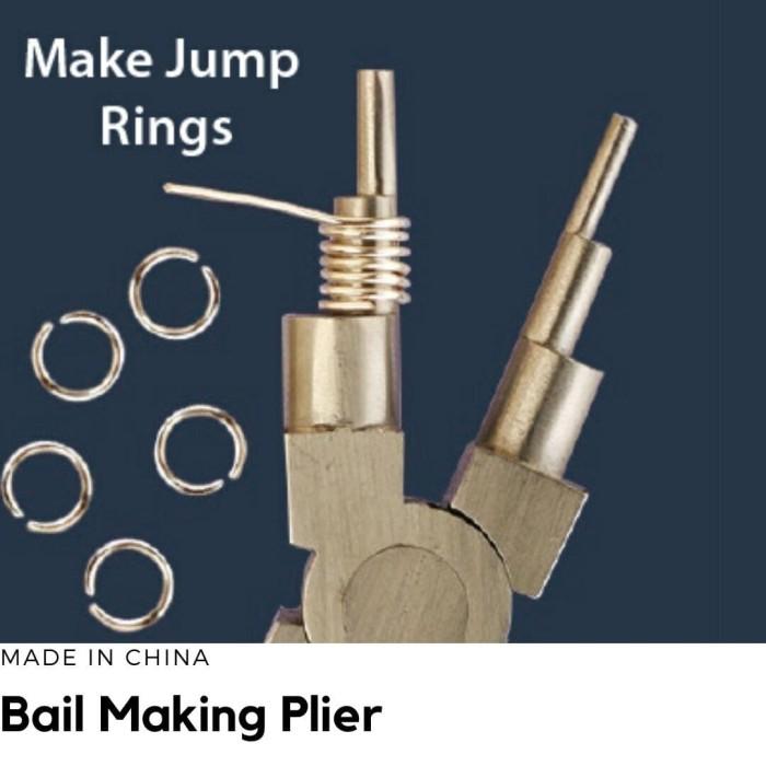Foto Produk Tang Loop Bail Making Plier CHINA PL61 dari Studio Manik