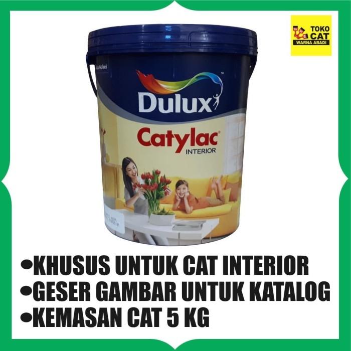 Foto Produk Cat Tembok Catylac 5 Kg dari Toko Cat Warna Abadi