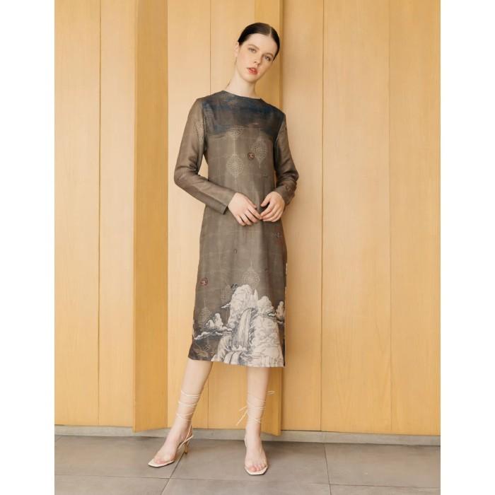 Foto Produk Exclusive ATSTHELABEL x Puru Kambera CYRIL Dress - S dari ATSTHELABEL
