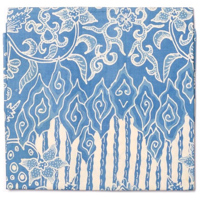 Foto Produk Kain Batik Tulis Warna Alam Ciwaringin Motif Sekar Jagad Mega Mendung dari Kainusa
