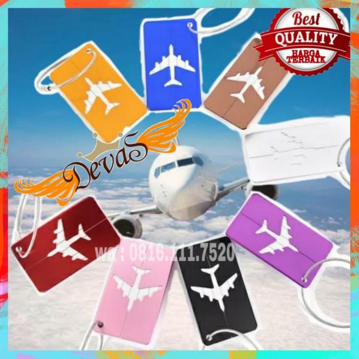 Foto Produk Luggage tag / label tas / koper dari Devas