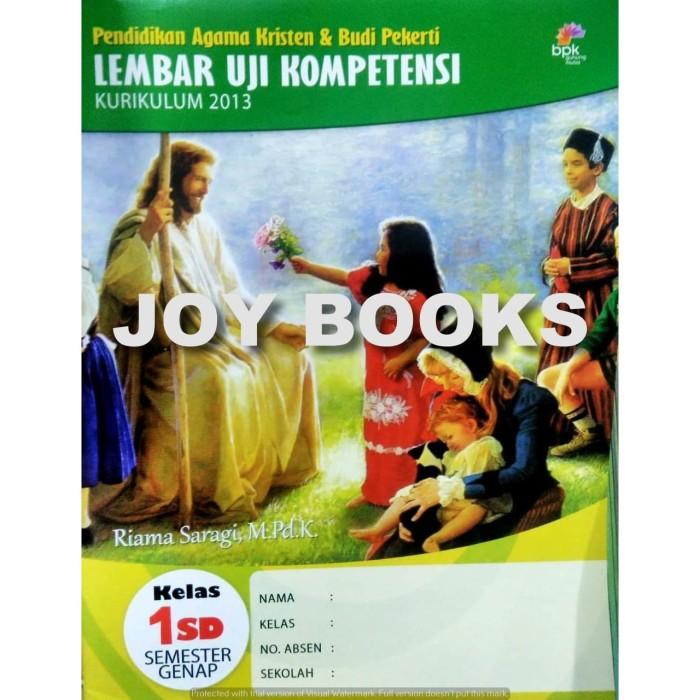 Jual Buku Lks Agama Kristen Bpk Gunung Mulia Sd Kelas 1 2 3 4 5 6 Kota Surabaya Joy Books Tokopedia