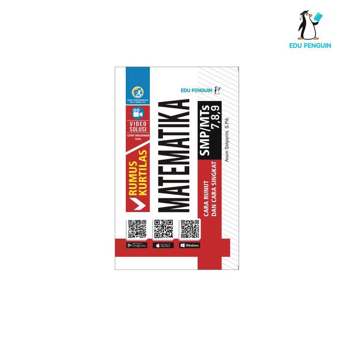 Jual Kumpulan Soal Smp Buku Rumus Kurtilas Matematika Smp Mts Kelas 7 8 9 Jakarta Pusat Asirwada Marbun Tokopedia