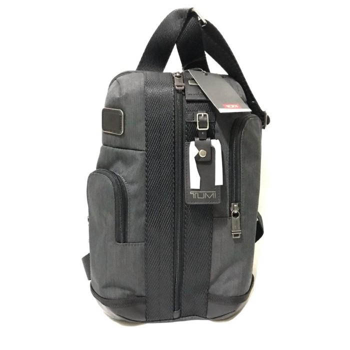 Foto Produk Tumi Higgins Sling Backpack Grey dari Laristie