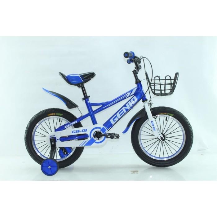 harga Sepeda bmx 16 inch genio by united bike new Tokopedia.com
