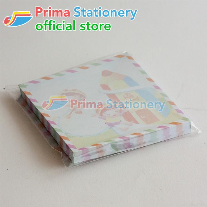 Foto Produk Memo Segi Empat Offset dari Prima Stationery