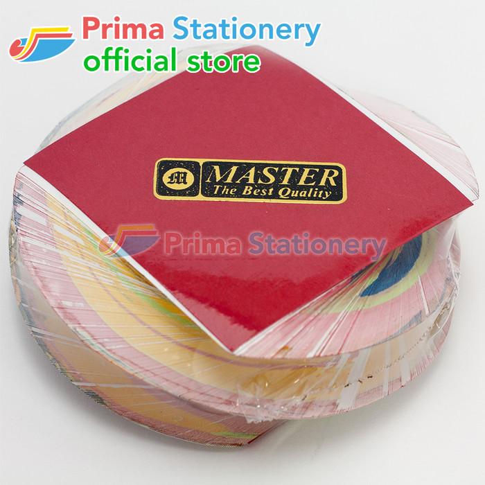 Foto Produk Memo Bulat Marmer dari Prima Stationery