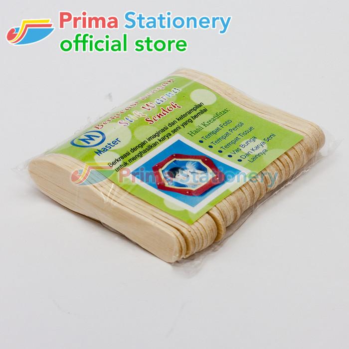 Foto Produk Stick Sendok Polos dari Prima Stationery