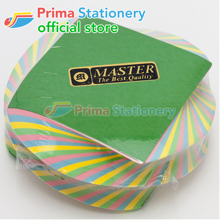 Foto Produk Memo Bulat Warna dari Prima Stationery