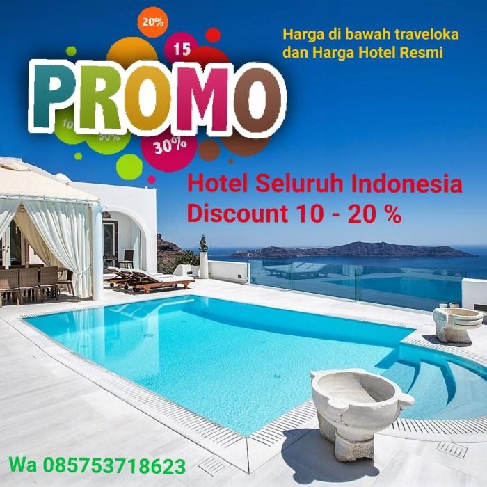 Jual Diskon Hotel Seluruh Indonesia Murah Jakarta Selatan Bekantan Online Shop Tokopedia