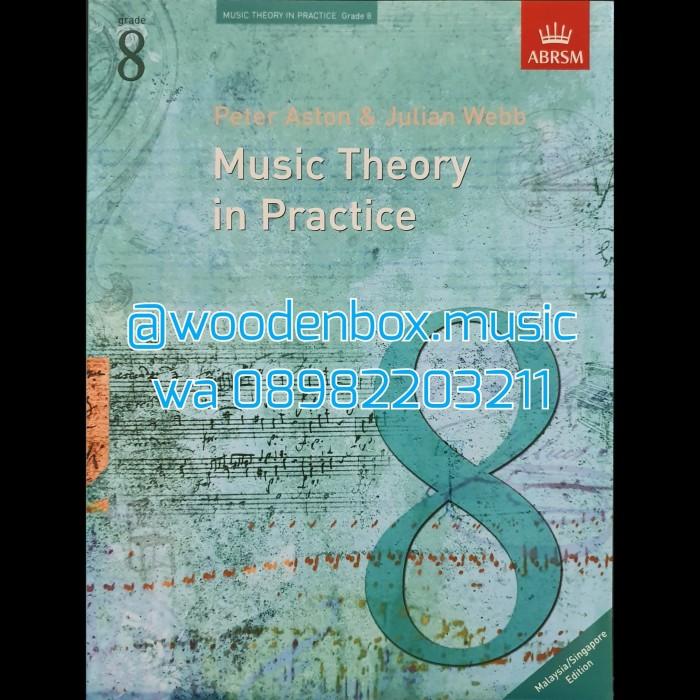 Foto Produk Music Theory in Practice Grade 8 ABRSM Buku Teori Musik dari WoodenBox