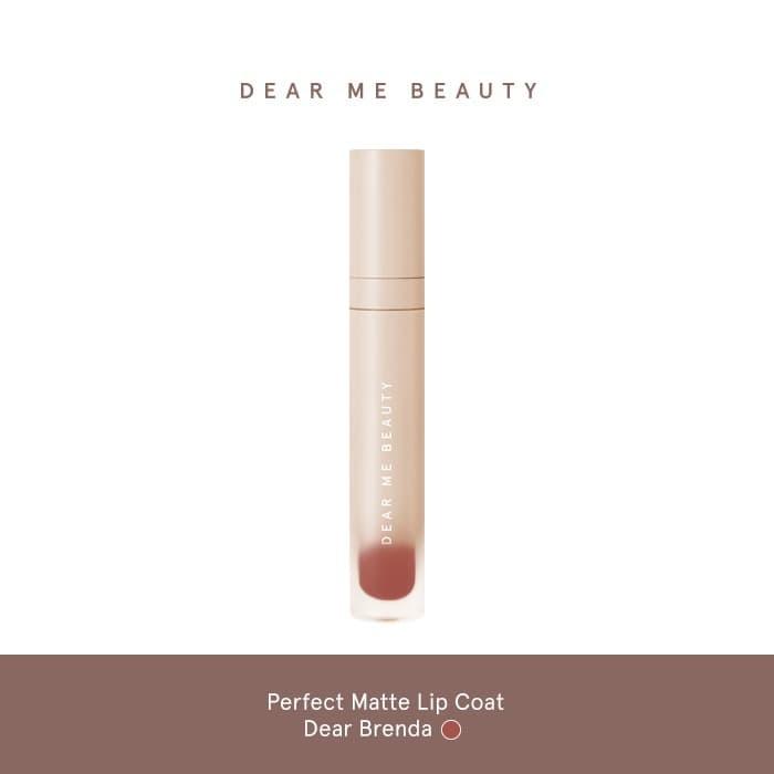 Dear Me Beauty Perfect Matte Lip Coat - Dear Brenda