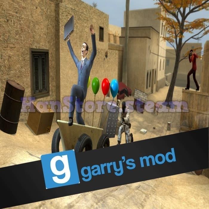 Jual Steam Backup Garry S Mod Kota Bogor Hanstore Steam Tokopedia