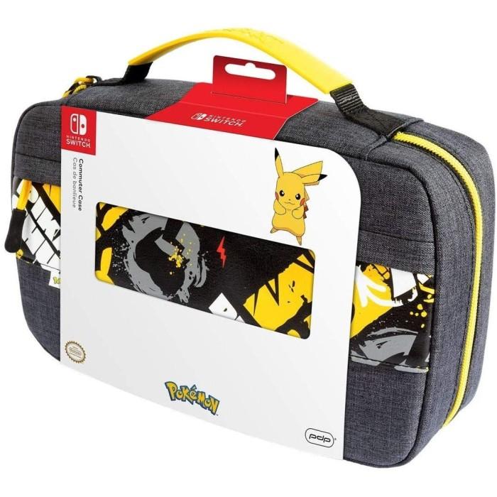 Jual PDP Nintendo Switch / Switch Lite Pokemon Pikachu